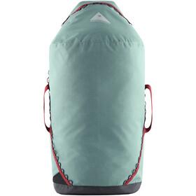 Klättermusen Glitner Duffelbag 60l, zielony